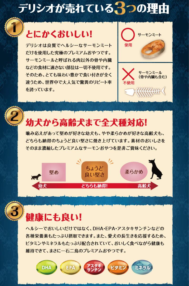 とにかくおいしい!幼犬から高齢犬まで全犬種対応!健康にも良い!