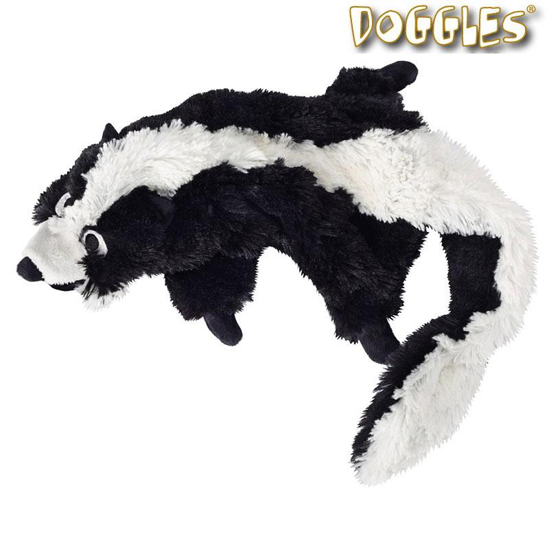 犬のおもちゃ DOGGLES ブラックスカンク Bottle Toy
