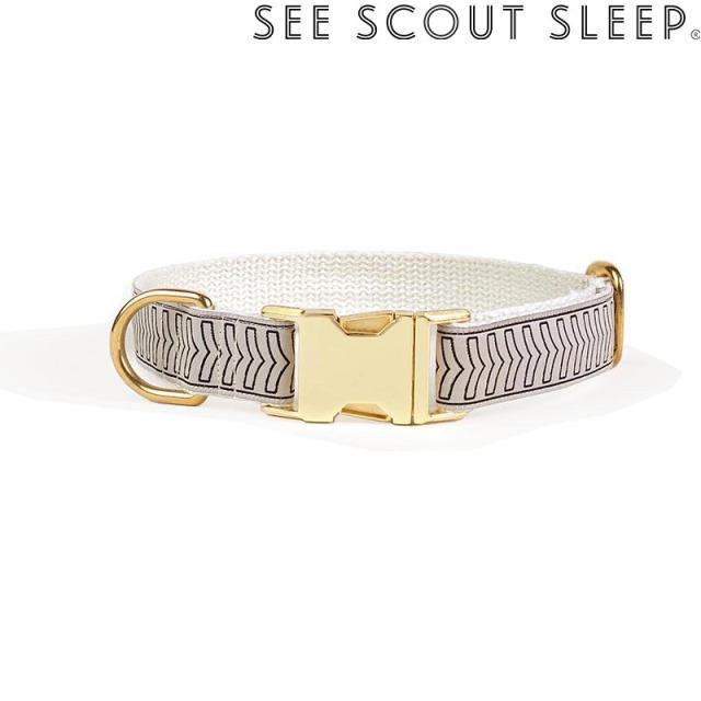 SeeScout Sleep Chef l'Bark 首輪