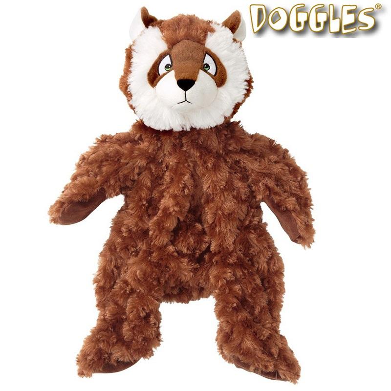犬のおもちゃ DOGGLES マウンテンラスカル ラクーン Raccoon アライグマ